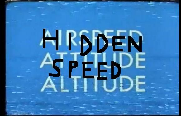 hidden speed